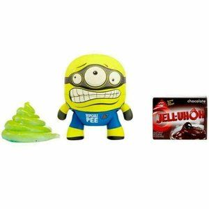 The Hangrees Despicable Pee Collectible Parody Fig